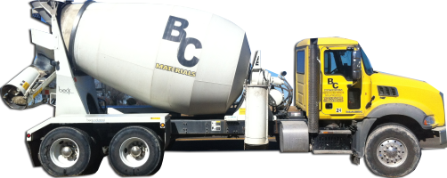 BC Ready Mix Concrete Services